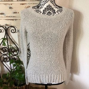 Roxy chunky knit fitted sweater